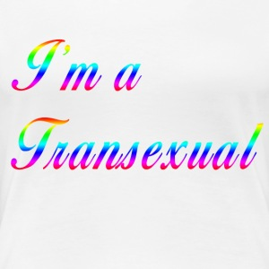 Transexual - Women's Premium T-Shirt