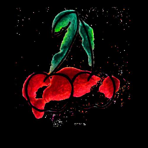 Cherry Cherry Lady! - Women's Premium T-Shirt