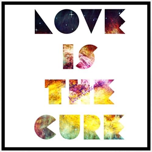 Love is the cure - Women's Premium T-Shirt