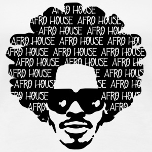 Afrohouse_head - Women's Premium T-Shirt