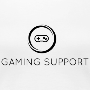 GAMING SUPPORT - Women's Premium T-Shirt