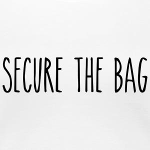 SECURE THE BAG - Women's Premium T-Shirt