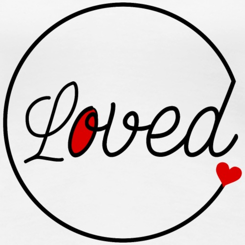 @Loved - Women's Premium T-Shirt