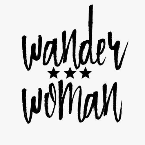 WanderWoman - Women's Premium T-Shirt