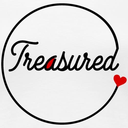 @Treasured - Women's Premium T-Shirt