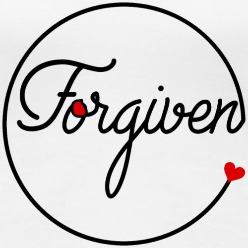 @Forgiven - Women's Premium T-Shirt