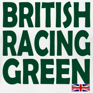 British Racing Green - Women's Premium T-Shirt