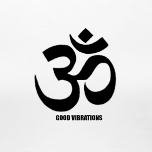 GOOD VIBRATIONS - Women's Premium T-Shirt