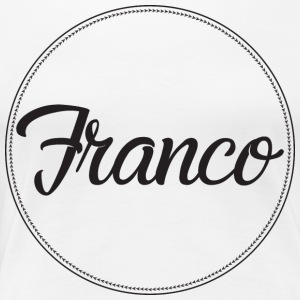 Franco Design Black Ring - Women's Premium T-Shirt