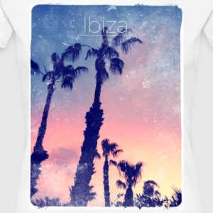 ibiza faded - Women's Premium T-Shirt
