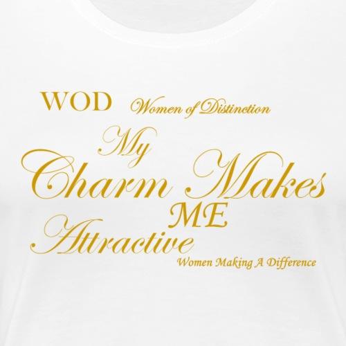 Charm - Women's Premium T-Shirt