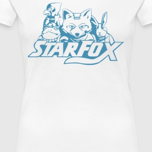 Star Fox Zero for Wii U - Women's Premium T-Shirt