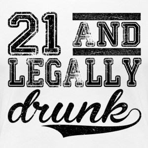 Legally Drunk - Women's Premium T-Shirt