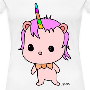 Sheiracu´s cute unicorn - Women's Premium T-Shirt