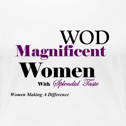 WOD Mag Woman - Women's Premium T-Shirt