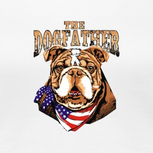 The Dogfather - Women's Premium T-Shirt