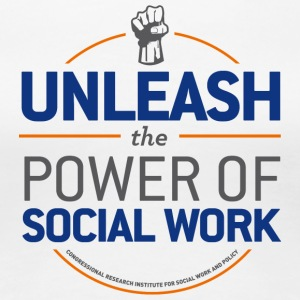 Unleash the Power of Social Work - Women's Premium T-Shirt