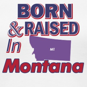 Montana design - Women's Premium T-Shirt