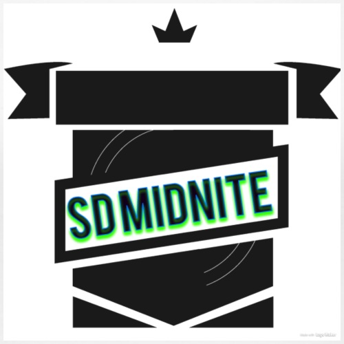 SD Midnite Crown - Women's Premium T-Shirt