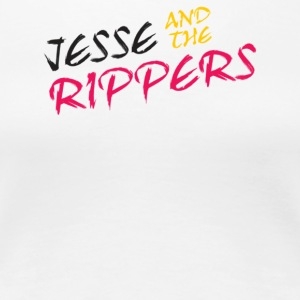 Jesse And The Rippers - Women's Premium T-Shirt