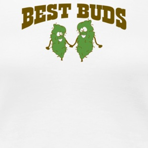 Best Buds - Women's Premium T-Shirt