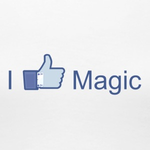 I Like Magic - Women's Premium T-Shirt