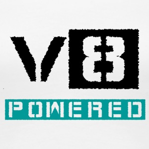 V8 powered - Women's Premium T-Shirt
