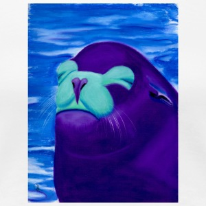 Sea Lion Lucille - Women's Premium T-Shirt