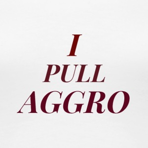 Game Aggro - Women's Premium T-Shirt