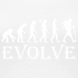 Evolve Hiking - Women's Premium T-Shirt