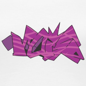moise_graffiti - Women's Premium T-Shirt
