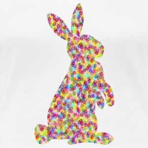 easter bunny / easter rabbit - Women's Premium T-Shirt