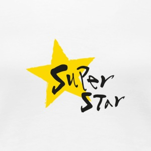 SUPER STAR - Women's Premium T-Shirt