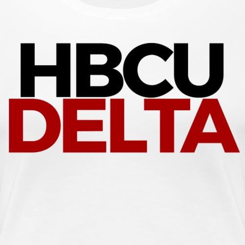HBCU - Women's Premium T-Shirt