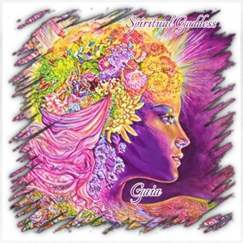 Gaia-Mother Earth - Women's Premium T-Shirt