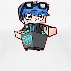 DanTDM Youtube Fans - Women's Premium T-Shirt