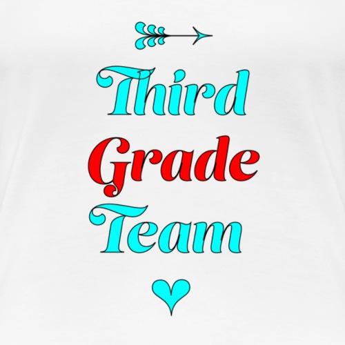 Third t 3x - Women's Premium T-Shirt