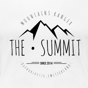 The Summit - Women's Premium T-Shirt