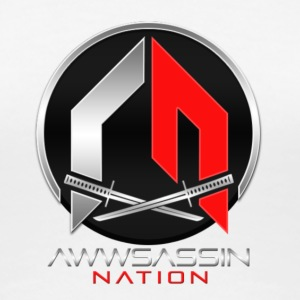 Awwsassin Nation - Women's Premium T-Shirt