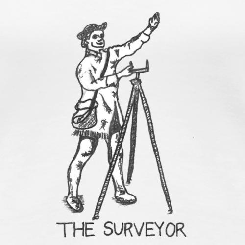 The Surveyor - Women's Premium T-Shirt
