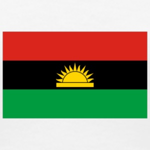 The Biafran Flag - Women's Premium T-Shirt