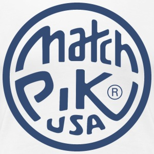 Match Pik USA - Women's Premium T-Shirt