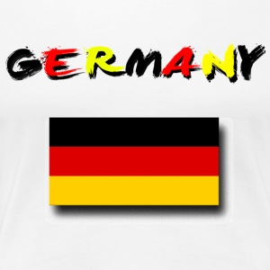 Germany - Women's Premium T-Shirt