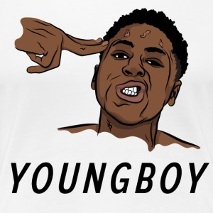 Youngboy - Women's Premium T-Shirt