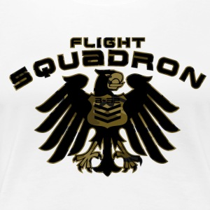 FLIGHT SQUADRON - Women's Premium T-Shirt