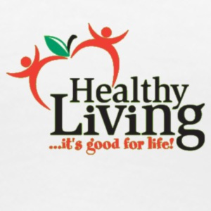 Healthy Living - Women's Premium T-Shirt