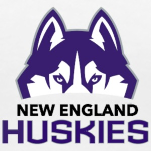 Huskies Logo #1 - Women's Premium T-Shirt