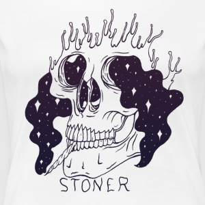 Stoner (purple) - Women's Premium T-Shirt