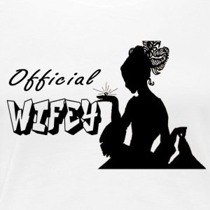 Official Wifey - Women's Premium T-Shirt