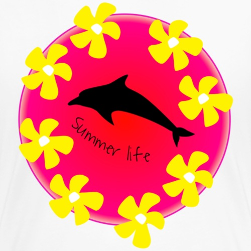 Summer life 2 - Women's Premium T-Shirt